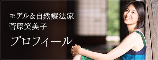 菅原笑美子プロフィール